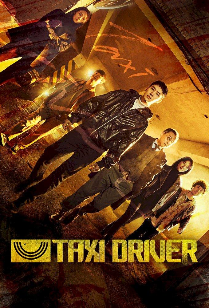 Taxi Driver – Korean Drama