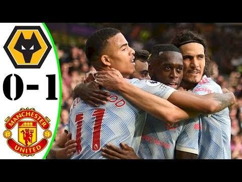 Wolves 0 - 1 Manchester Utd (Aug-29-2021) Premier League Highlights