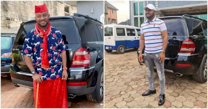 """""""I'm a man sent by God to liberate his people"""" - Actor Yul Edochie declares himself as Godsent to Nigerians"""