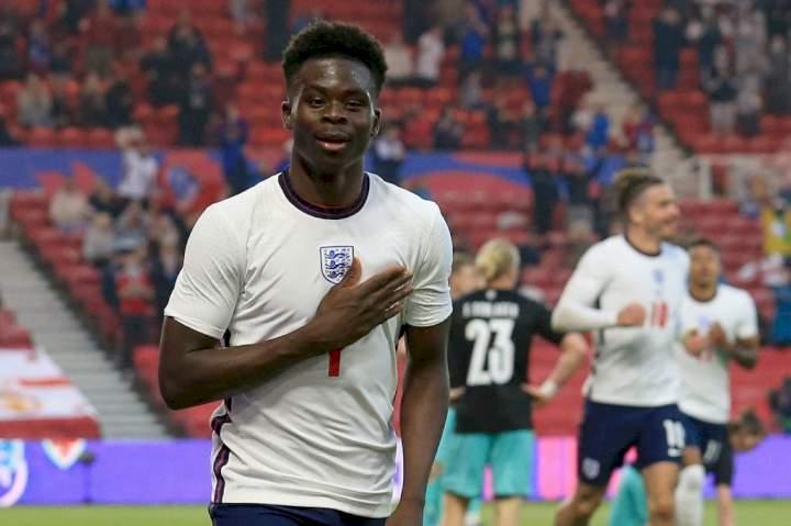 Euro 2020 final: Arsenal reacts to racist abuse at Bukayo Saka