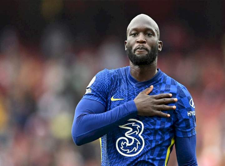 EPL: Lukaku tells Tuchel two players to sign for Chelsea