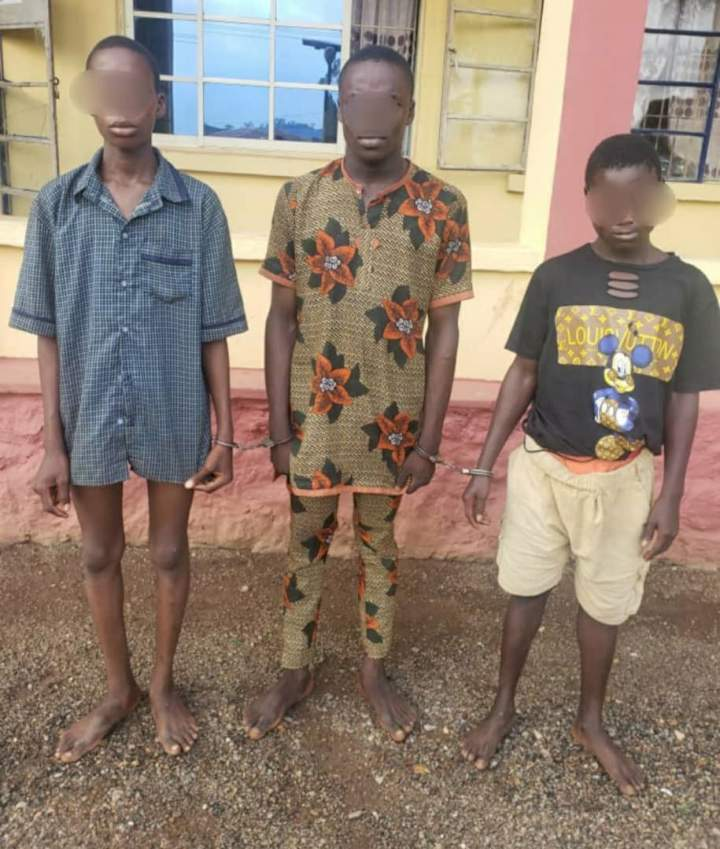 I embarked on the operation to get money for data and do 'yahoo yahoo' - Teenage robber arrested for killing motorcyclist in Ogun says