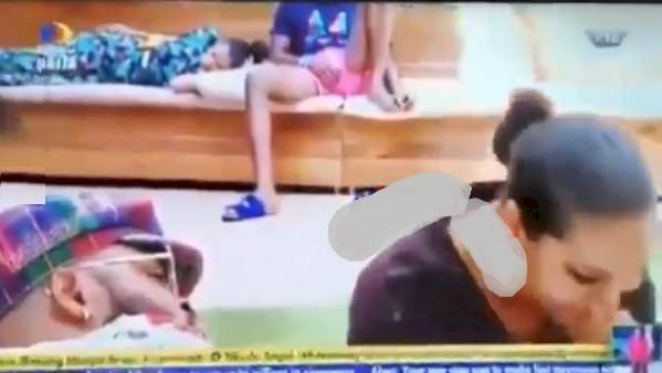 How Maria mistakenly called Pere 'Kelvin' on BBNaija, more secrets uncovered (Video)