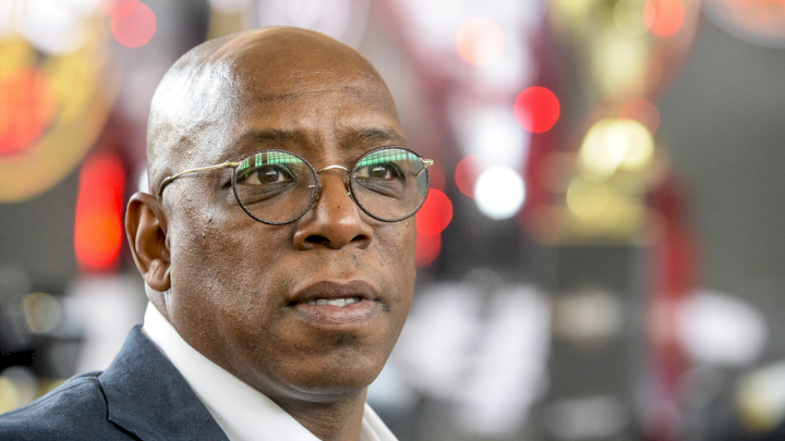 EPL: Ian Wright criticises Solskjaer over handling of five Man United players