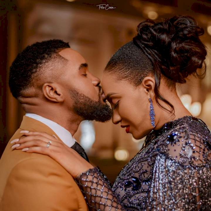 My wife quit medical profession because of me - Actor, Williams Uchemba