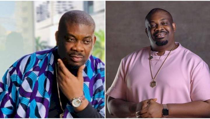 Don Jazzy creates a platform to help fans who constantly beg him for money on social media (Video)