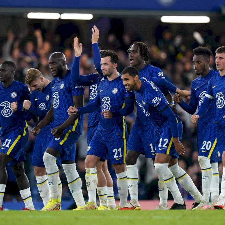 Champions League: Chelsea's squad to face Juventus revealed (Full list)