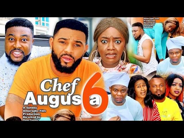 Chef Augusta (2021) Part 6