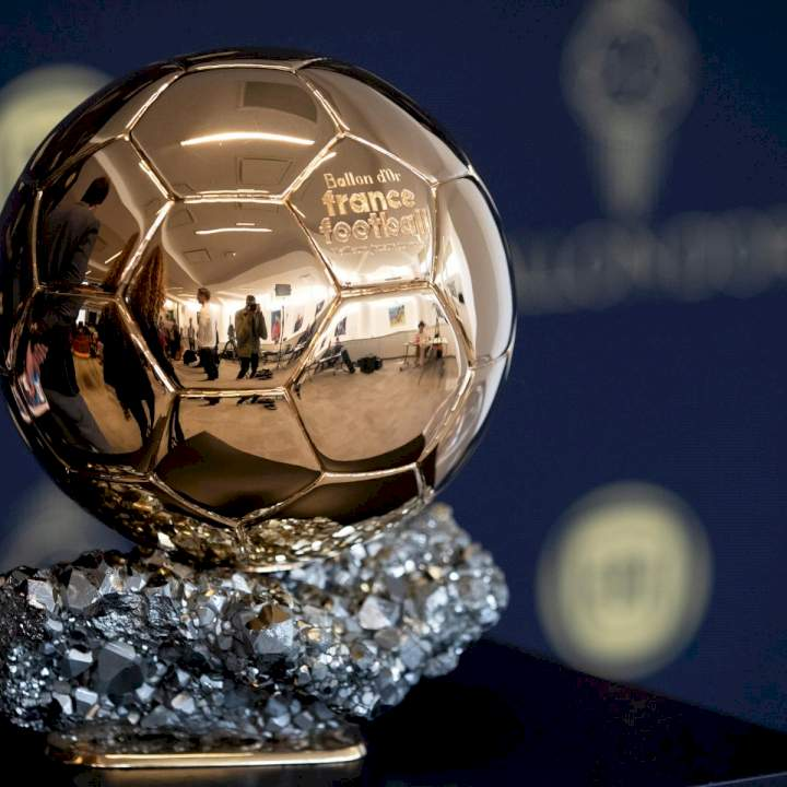 Ballon D'Or 2021: Two winners to be announced this year