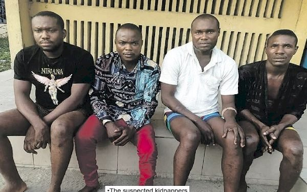 How I masterminded abduction of three bank branch managers, got N15m share of ransoms - Driver