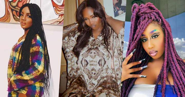 Throwback challenge of Seyi Shay & Kimani where Tiwa Savage was referred as 'prostitute' surfaces (Video)