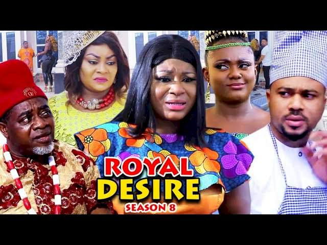 Royal Desire (2021) Part 8