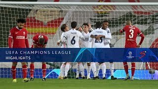 Liverpool 0 - 0 Real Madrid (Apr-14-2021) UEFA Champions League Highlights
