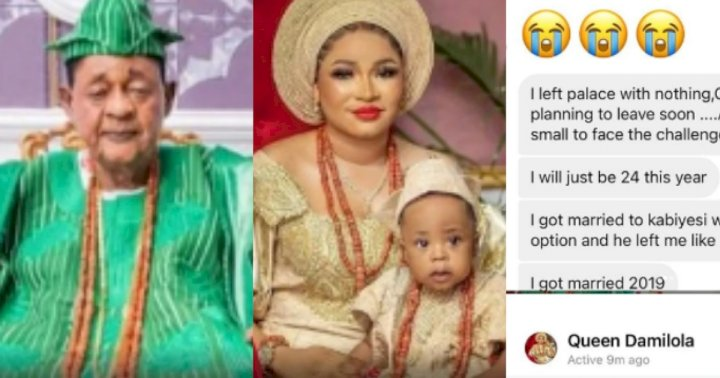 Nigerians react to leaked chat of former Alaafin's queen
