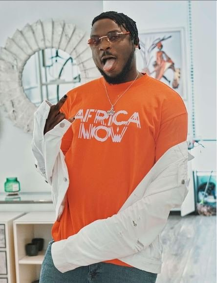 """""""I used to be a very shy person, but I drew energy from Davido"""" - Singer, Peruzzi"""