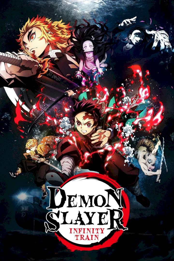 Demon Slayer: Mugen Train (2020) [Japanese]