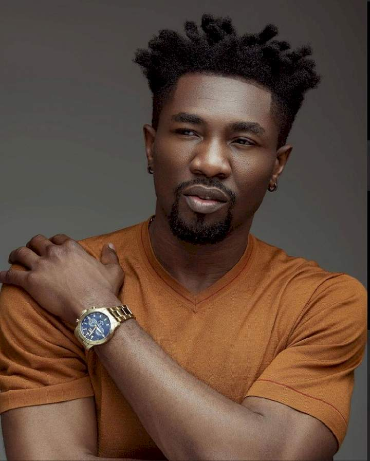 Boma Akpore opens up on having a girlfriend despite intimacy with married housemate on BBNaija (Video)