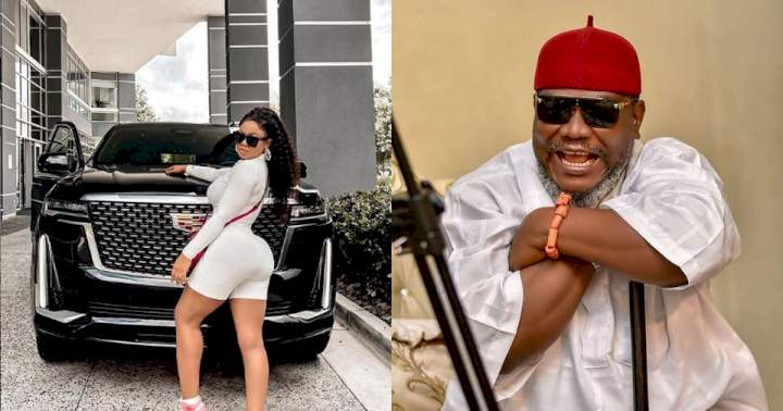 """""""Real men won't be attracted to it"""" - Actor Ugezu reacts to Nina's post-surgery photos"""