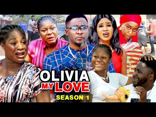 Olivia My Love (2021) Part 1