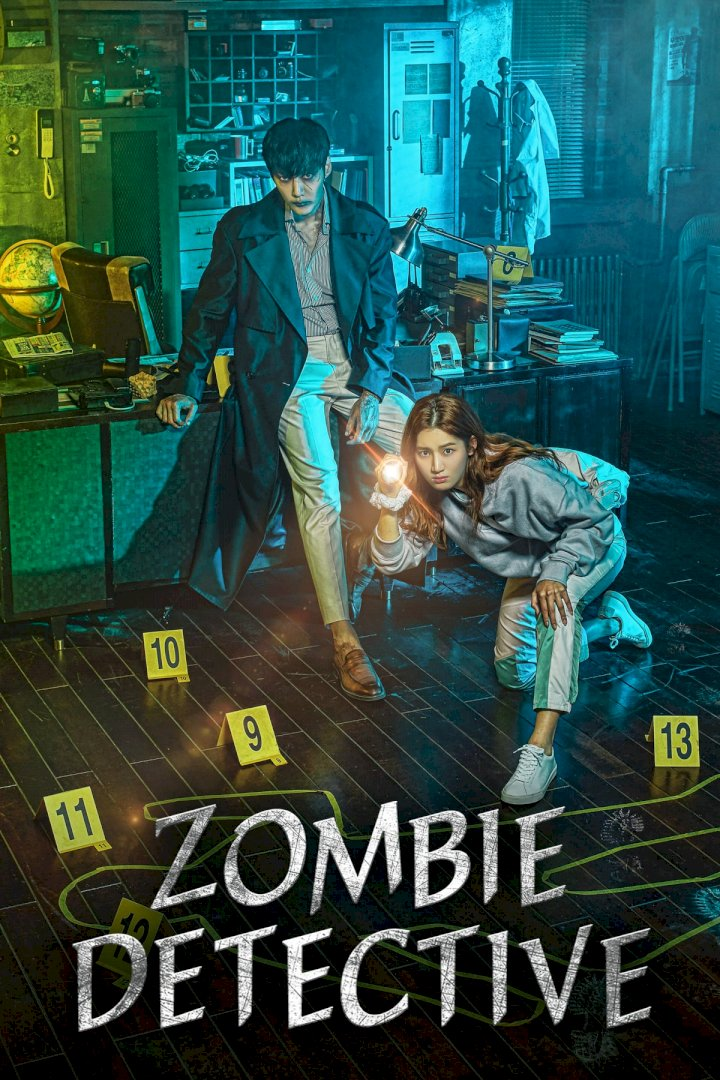 Zombie Detective – Korean Drama
