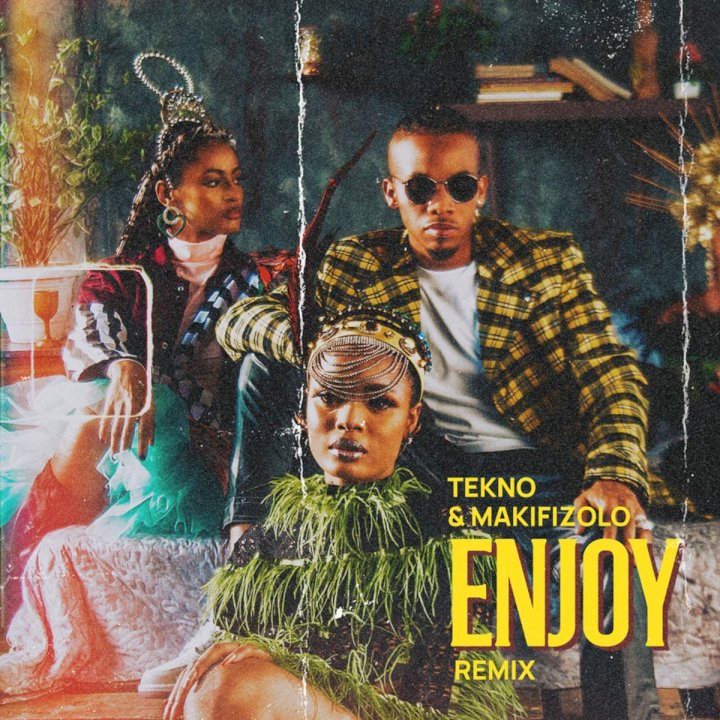 Enjoy (Remix) (feat. Mafikizolo)