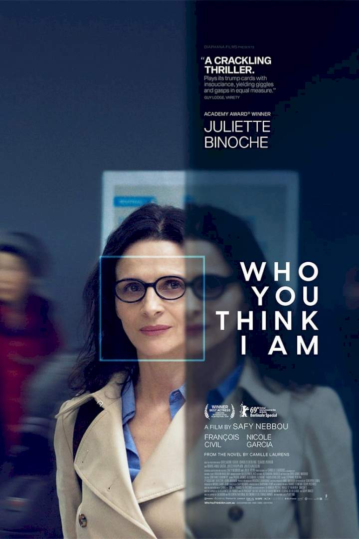 Who You Think I Am (2019) [French]