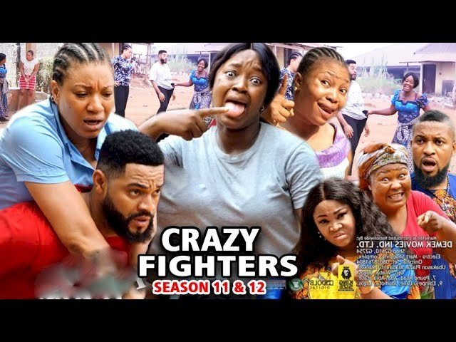 Nollywood Movie: Crazy Fighters (2021) (Part 11 & 12)