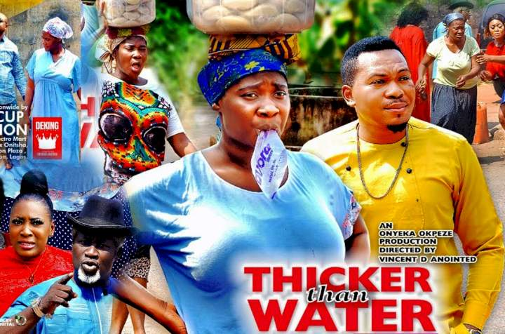 Thicker than Water (2021)