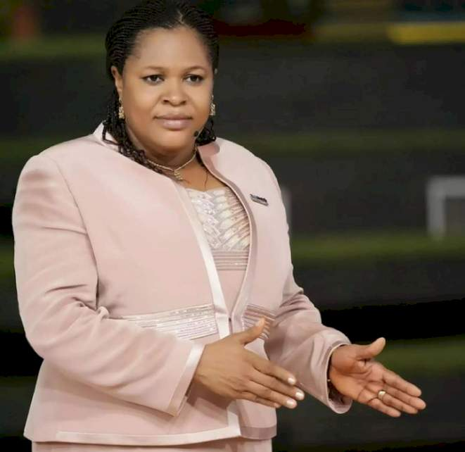"""""""She was never anointed, this is ridiculous"""" - Crisis in Synagogue church as members reject T.B Joshua's widow"""