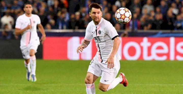 Ligue 1: Messi fails to score as Rennes beat PSG