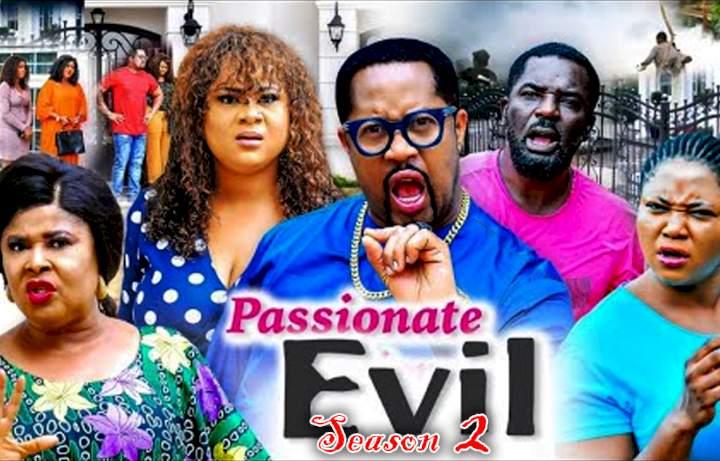 Passionate Evil (2021) Part 2