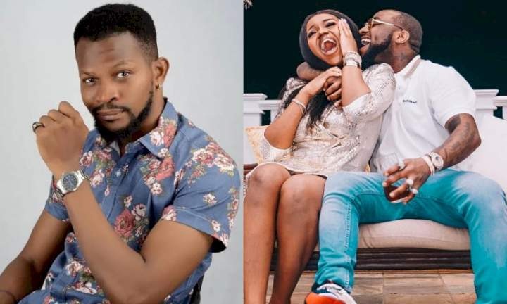 """""""Marry Chioma if you want God to expose all the wickedness around you"""" - Uche Maduagwu tells Davido"""