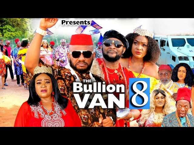 Bullion Van (2021) Part 8