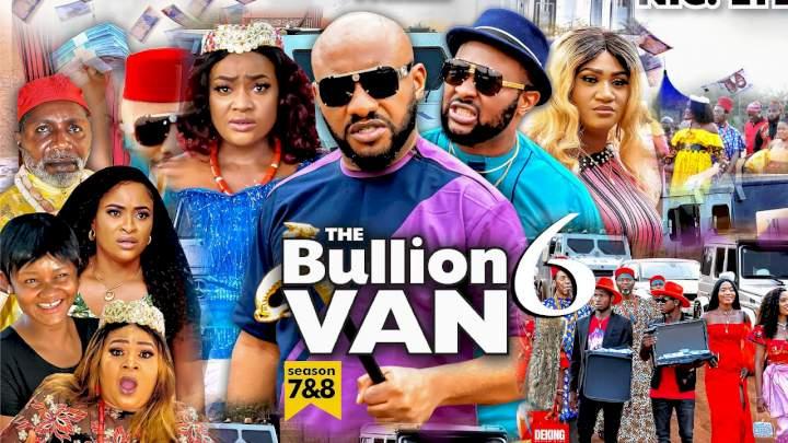 Bullion Van (2021) Part 6