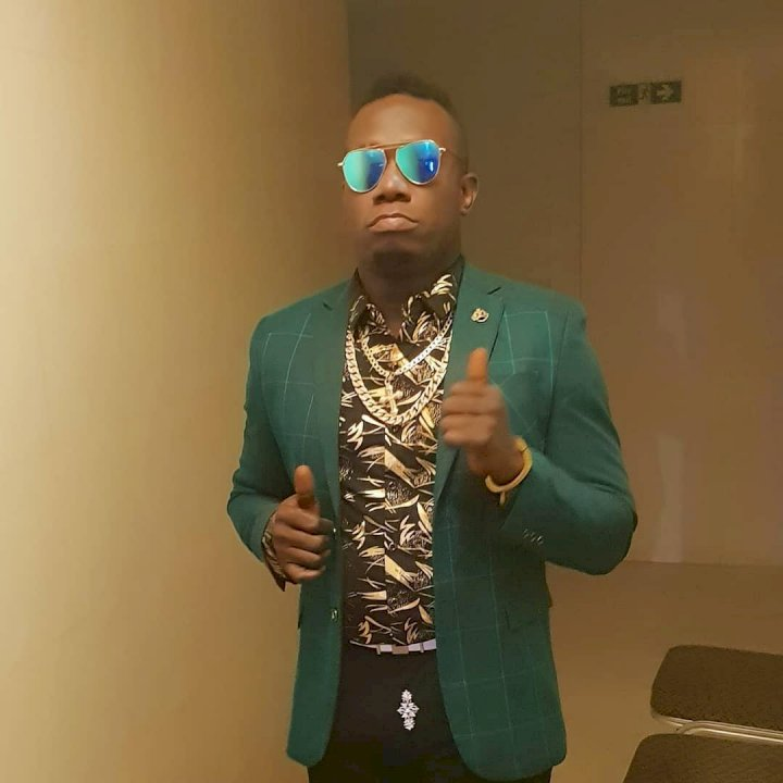 """""""My gbola don rise"""" – Duncan Mighty says as he confirms an alert of N10 million from Governor, Wike"""