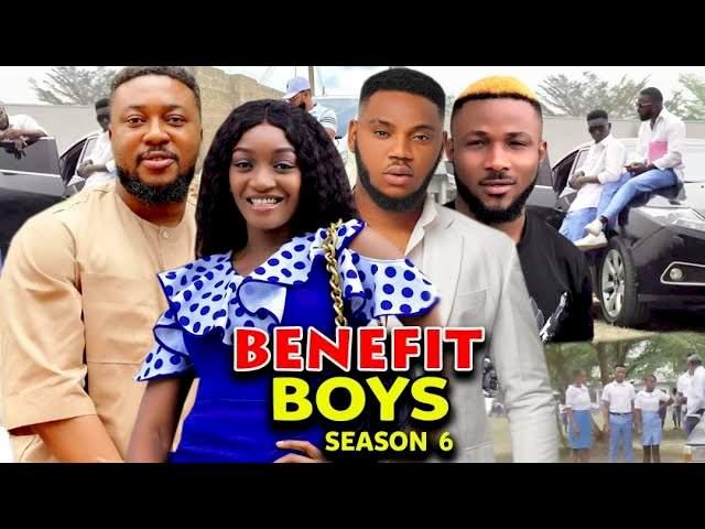 Benefit Boys (2021) Part 6