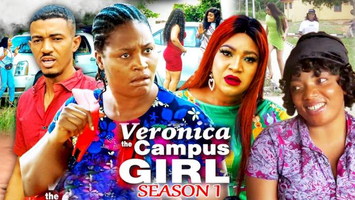 Veronica The Campus Girl (2021) Part 1