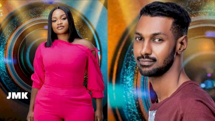 BBNaija2021: How housemates reacted to fake eviction of JMK, Yousef