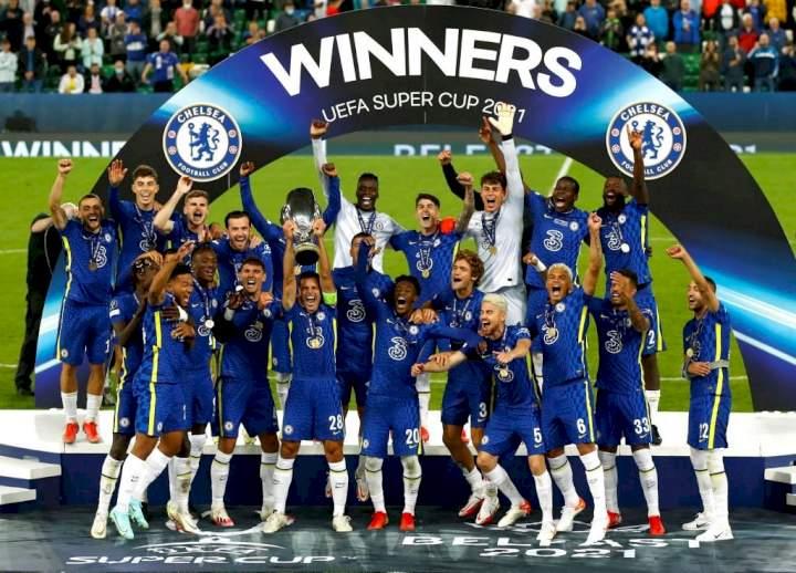 UEFA Super Cup final: Prize money for Chelsea, Villarreal revealed