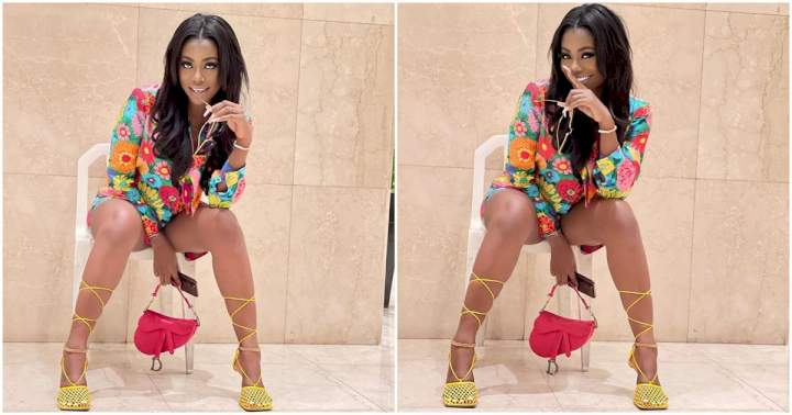 Davido's baby mama, Sophia Momodu calls out staff at a supermarket for invading her privacy