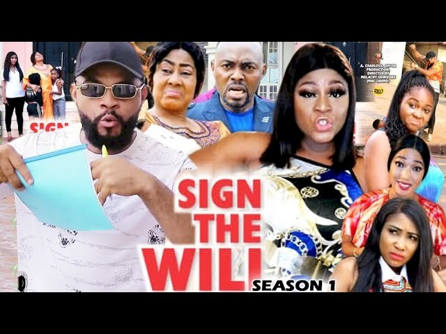 Sign The Will (2021) Part 1