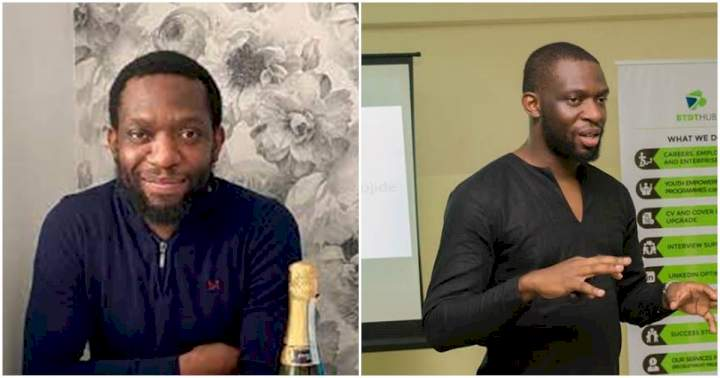 """""""If a BBNaija winner can get N90m why can't a best graduating student"""" - Lecturer Dipo Awojide"""