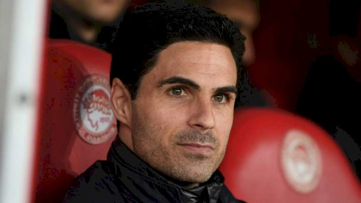 Arteta breaks silence on Saka's penalty miss at Euro 2020 final