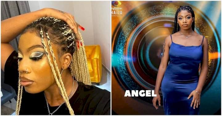 "BBNaija: ""Anambra men are romantic they like spoiling their women"" - Angel (Video)"