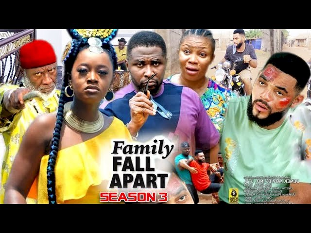 Family Fall Apart (2021) Part 3