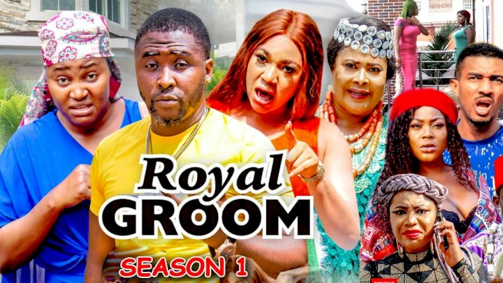 Royal Groom (2021) Part 1