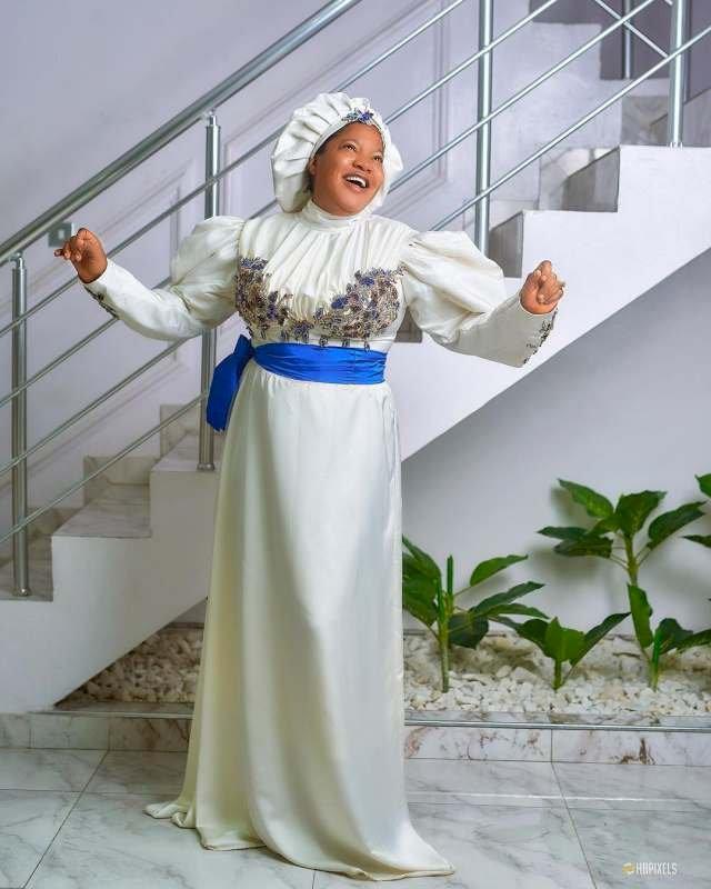 Toyin Abraham's 'Prophetess' sells out at cinemas despite attack on social media (Video)