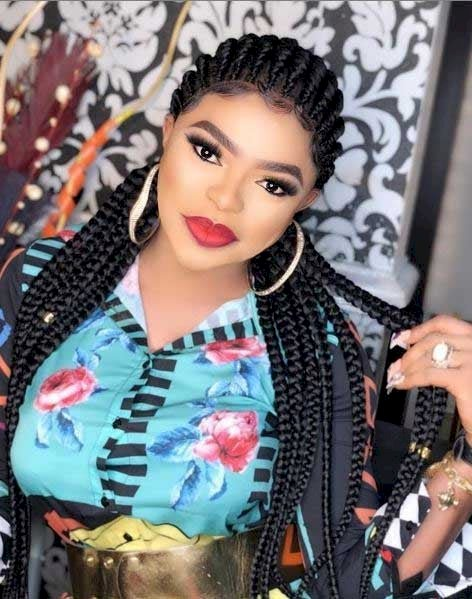 """God please save me from terrible people"" – Bobrisky cries out after a fan rained insult on him"