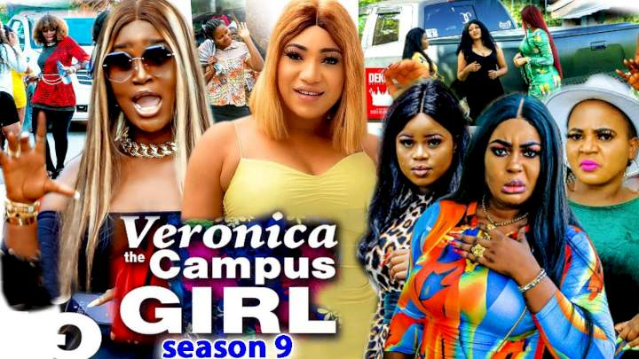 Veronica The Campus Girl (2021) Part 9