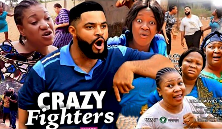 Crazy Fighters (2021)